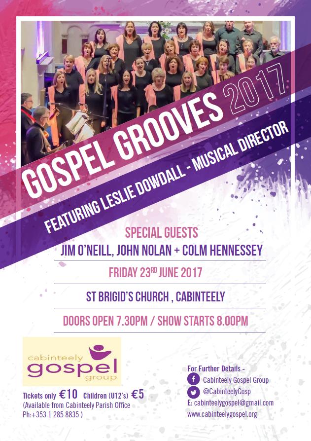 Gospel Grooves 2017